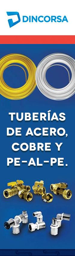 Banner Tuberias de Acero y Cobre