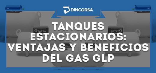 Tanques estacionarios Dincorsa