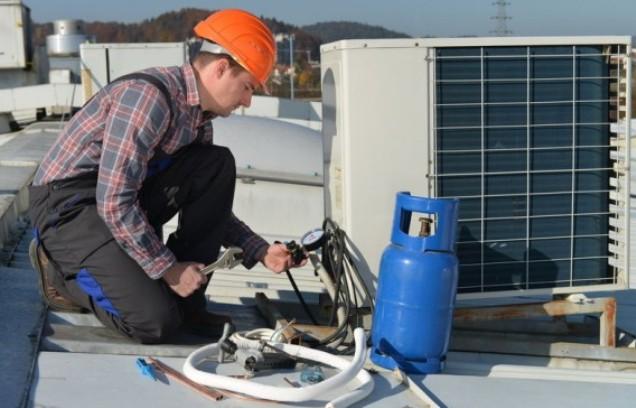 instalacion gases refrigerantes