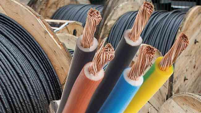 conductores cobre electricidad